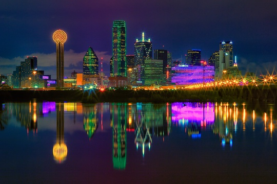 Dallas Skyline Image 9